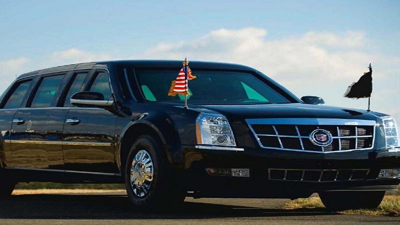 अमेरिका - अमेरिकेच्या अध्यक्षांकडे 'आधिकारिक कॅडिलॅड' कार आहे. या कारला जनरल मोटर्सने बनवलं आहे. या गाडीचं टोपण नाव 'द बीस्ट' आहे.