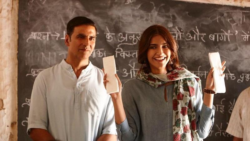 अक्षय कुमारच्या 'पॅडमॅन'ला पाकिस्तानात बंदी