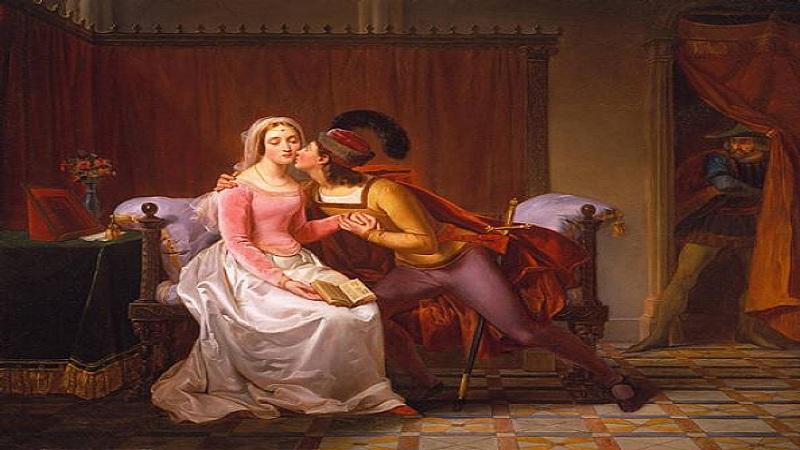 पाउलो आणि फ्रेन्सेसका यांचं एकमेकांवर जीवापाड प्रेम होते.