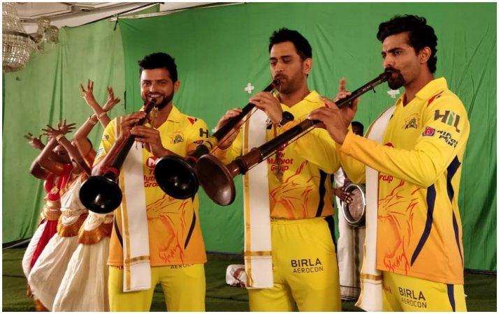 अशी आहे चेन्नईची टीम टीममध्ये एकूण 25 खेळाडूंचा समावेश आहे.  महेंद्र सिंह धोनी (कर्णधार),सुरेश रैना, रवींद्र जडेजा, फाफ डु प्लेसी, केदार जाधव,हरभजन सिंह,कर्ण शर्मा,अंबाती रायडु, इमरान ताहिर, शार्दुल ठाकुर,ड्वेन ब्रावो,शेन वॉटसन, जूनियर डाला, मुरली विजय,सैम बिलिंग्स,जगदीशान नारायण,ध्रुव शौरे,चैतन्य बिश्नोई, मार्क वुड, लुंगी एन्गिडी,दीपक चाहर, मोनू कुमार,आसिफ केएम,कनिष्क सेठ आणि क्षितिज शर्मा.