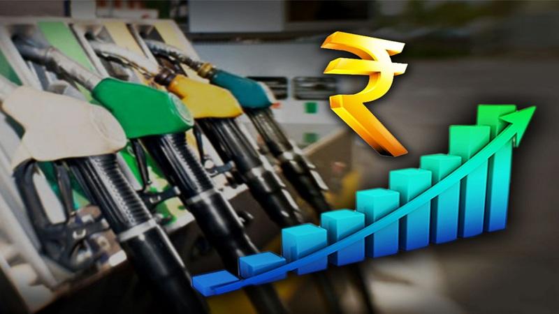 इंधन दर वाढ सुरूच... पेट्रोल ९ पैशांनी महाग तर डिझेल ७० पैशांनी स्वस्त