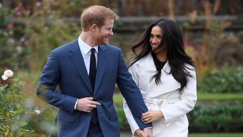 #RoyalWedding : प्रिन्स हॅरी आणि मेगन मार्कल यांच्या शाही विवाहाची लगीनघाई