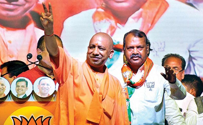 Palghar By-election Result 2018: योगींच्या मॅजिकसमोर शिवसेनेचं हिंदुत्व कार्ड फेल !