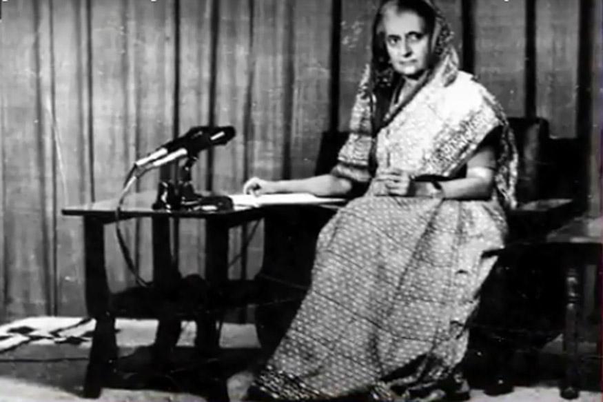 मुंबई, 25 जून : भारतीय राजकारणात 25 जून हा खूप महत्त्वपूर्ण दिवस आहे. कारण तत्कालीन पंतप्रधान इंदिरा गांधी यांना 25-26 जूनच्या रात्री 1975 मध्ये आणीबाणीची घोषणा केली होती.