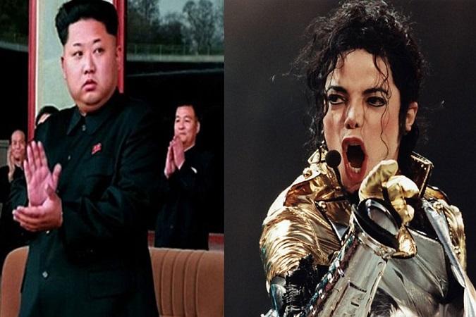 उत्तर कोरिया, 26 जून : हुकूमशहा किम जोंग उन हे उत्तर कोरियात नेहमी काही ना काही कारणामुळे चर्चेत असतात. आताही ते त्यांच्या एका अजब आदेशामुळे चर्चेत आले आहेत. तो म्हणजे जगातील सगळ्यात लोकप्रीय पॉप गायक 'मायकल जॅक्सन'चे संगीत आता कोरियात ऐकता येणार नाही. हो किम जोंग यांना मायकल जॅक्सन अजिबात आवडत नाही. त्यामुळे त्याचा डान्स आणि गाणं ऐकण्यासाठी कोरियात बंदी घालण्यात आली आहे.