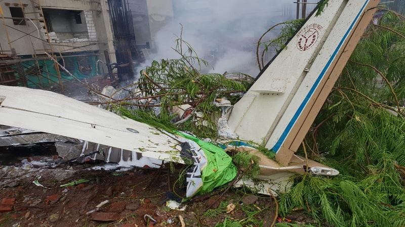Ghatkopar Plane Crash : तो अर्धा तास..,विमान दुर्घटनेचा घटनाक्रम