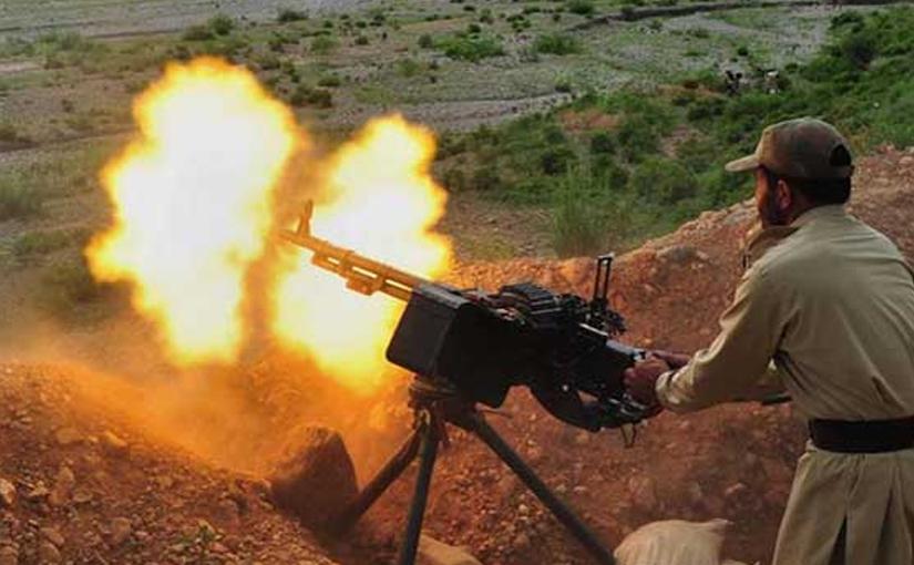 मोदी सरकारच्या काळात सीमेवर शस्त्रसंधीच्या उल्लंघनात २०० पटींनी वाढ