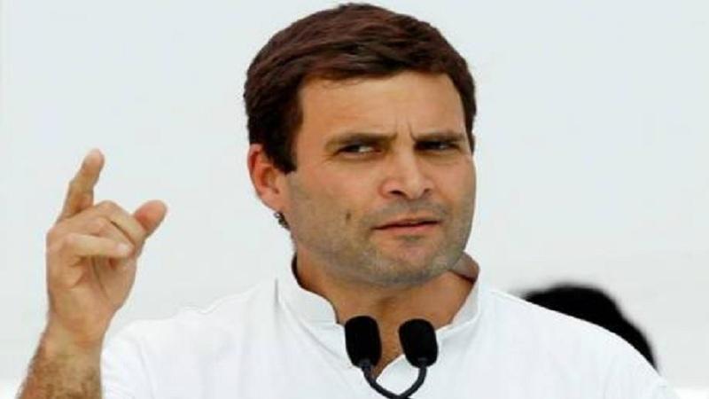 पंतप्रधान माझ्या डोळ्याला डोळा भिडवू शकत नाहीत - राहुल गांधी