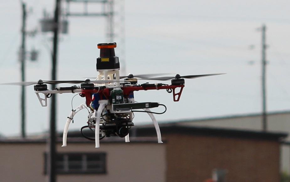 मायक्रो ड्रोन - 250 ग्रॅम ते 2 किलोपर्यंतच वजन