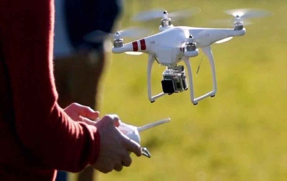 मोठं ड्रोन - 150 किलोपेक्षा अधिक वजन