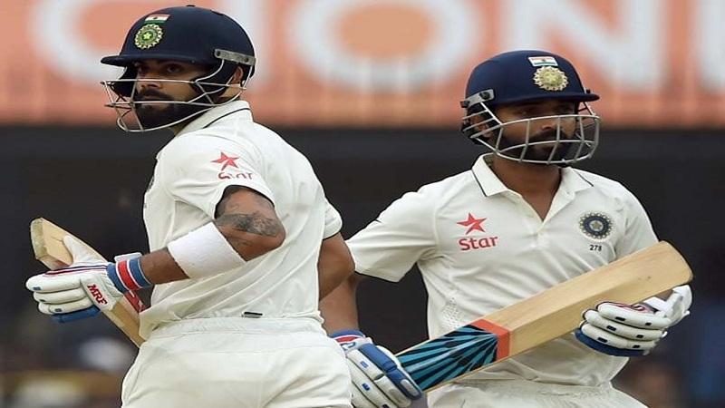भारतीय खेळाडू पहिल्या दोन सामन्यात चांगली कामगिरी करू शकले नसल्याने तीसऱ्या सामन्यात भारताच्या कर्णधार आणि उपकर्णधारने संपूर्ण धूरा सांभाळली.