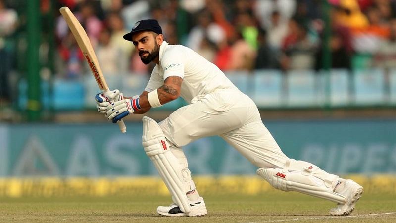इंग्लंड विरुद्ध तिसऱ्या कसोटी सामन्यात कर्णधार विराट कोहलीने त्याच्या कारकिर्दीतले २३ वे शतकझळकावले. या एका शतकासह विराटने पाच नवे रेकॉर्ड बनवले आहेत.