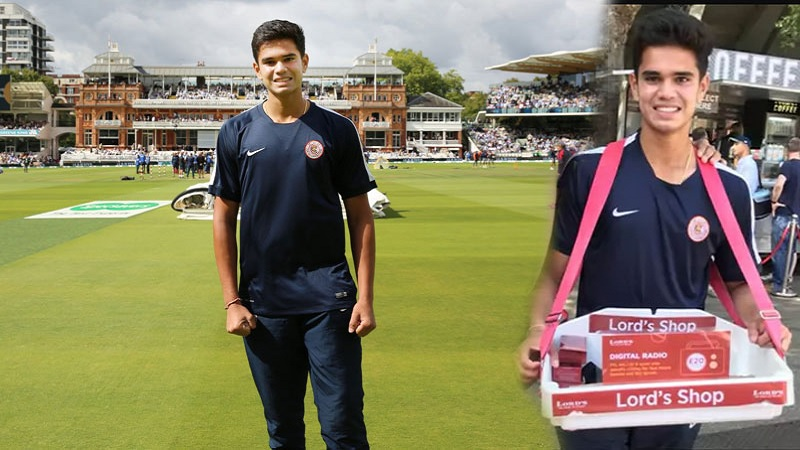 लॉर्ड्समध्ये भारत आणि इंग्लंड यांच्यात पाचवा कसोटी सामने सुरु आहे. पहिला सामना भारताने ३१ धावांनी गमावला. तर दूसऱ्या सामन्यात पहिल्या डावात भारताला १०७ धावांपर्यंतच मजल मारता आली.