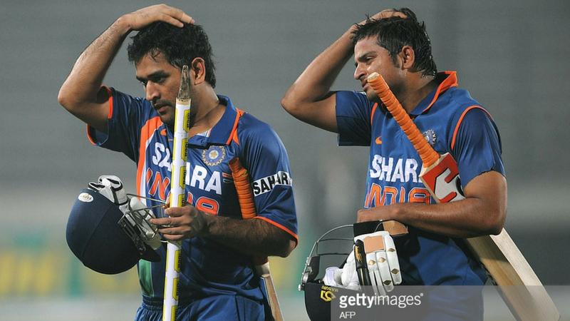 कॅप्टन कुल अशी ओळख असणारा भारताचा माजी कर्णधार महेंद्रसिंग धोनीच्या आयुष्यात मोजकेच मित्र आहेत. मोजक्याच लोकांमध्ये रमणं त्याला आवडतं. क्रिकेट जगतात सुरेश रैना हा त्याचा खास मित्र आहे. धोनी आणि रैनाने जवळपास एकाच वेळी भारतीय क्रिकेटमध्ये पदार्पण केलं. धोनीने २००४ मध्ये भारतीय क्रिकेटमध्ये प्रवेश केला. त्यानंतर एका वर्षाने रैनाचा संघात समावेश झाला. दोघंही मधल्या फळीमध्ये फलंदाजी करतात. तसेच आयपीएलमध्येदेखील हे दोघं चैन्नई सुपर किंग्स या संघाकडून कित्येक वर्ष खेळत आहेत.