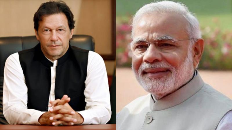 पाकिस्तानशी चर्चा सुरू करा, इम्रान खान यांची पंतप्रधान मोदींना पत्र लिहून विनंती