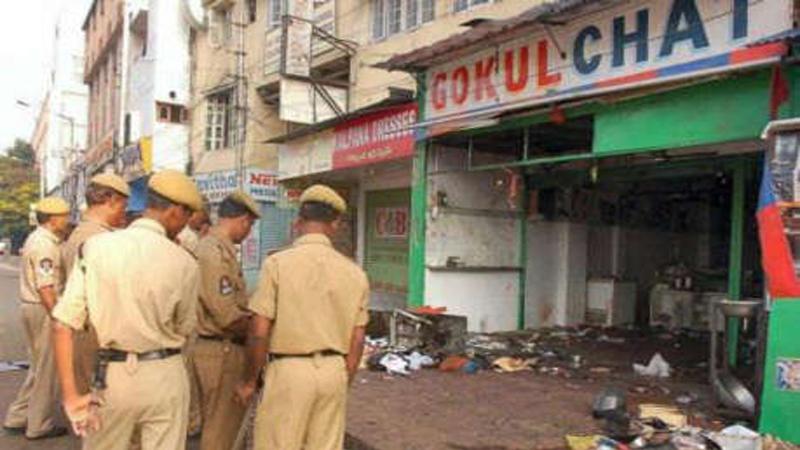 2007 हैदराबाद बाॅम्बस्फोट प्रकरणी दोघांना फाशी तर एकाला जन्मठेप