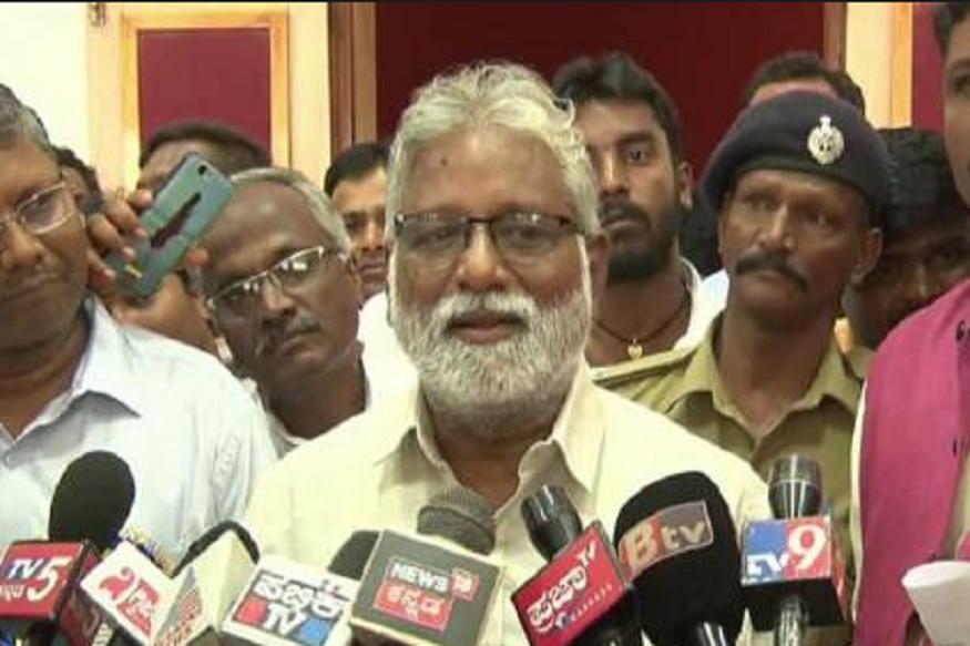 कर्नाटकात बसपाच्या मंत्र्यांचा राजीनामा, महाआघाडीला आणखी एक धक्का