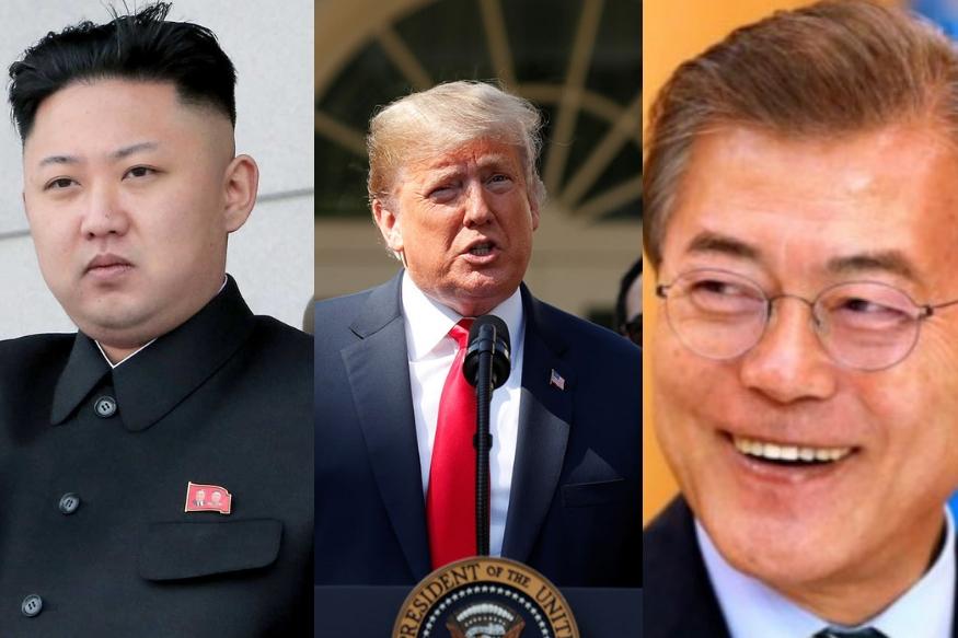 जगातला सर्वाधिक प्रतिष्ठेचा समजला जाणारा शांततेचा नोबेल पुरस्कार शुक्रवारी म्हणजे 5 ऑक्टोबरला घोषीत होणार आहे. नॉर्वेची राजधानी ओस्लो इथं या पुरस्काराची घोषणा होईल. यावर्षी सर्वाधिक चर्चा आहे ती उत्तर कोरियाचा हुकूमशहा किम जोंग उन, अमेरिकेचे अध्यक्ष डोनाल्ड ट्रम्प आणि दक्षिण कोरियाचे अध्यक्ष मून-जेइ-इन यांची. अमेरिका आणि उत्तर कोरिया चर्चेसाठी एकत्र आल्याने इतिहास घडला आणि जगावरचं युद्धाचं संकट टळलं.