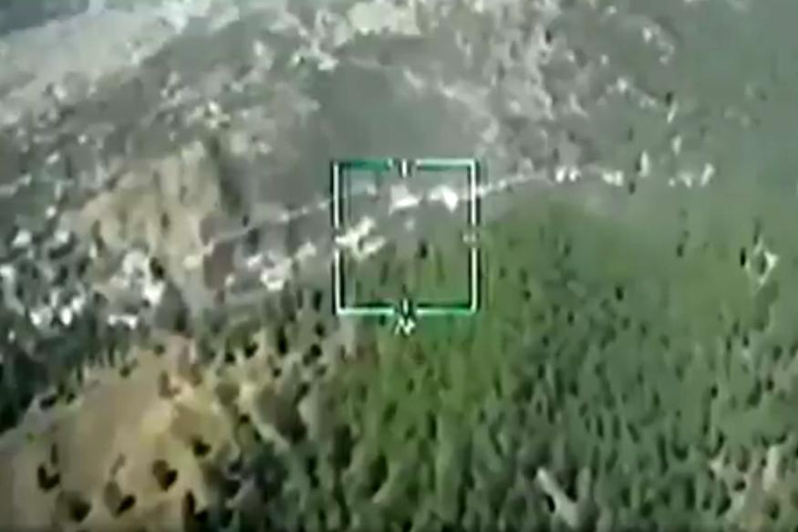 VIDEO : भारतीय सैन्याने घेतला बदला, पाक जवानांच्या मुख्यालयावर केला हल्ला