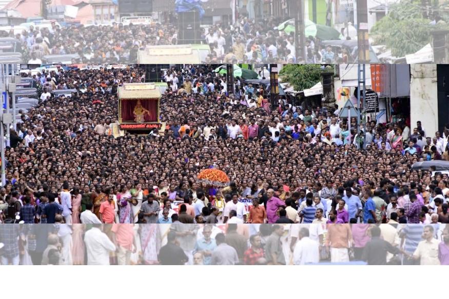 स्त्रियांच्या मंदिर प्रवेशाची तयारी म्हणून या बंदोबस्तासाठी ६०० महिला पोलीस कर्मचाऱ्यांची नियुक्ती मंदिरात करण्याचे आदेश देण्यात आले. त्यानंतर हे प्रकरण पेटलं आणि आंदोलन सुरू झालं.