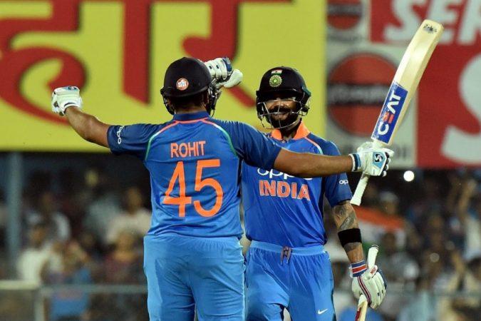 रोहित शर्माचे हे एकदिवसीय क्रिकेटमधले २० वे शतक आहे. त्याने फक्त ८४ चेंडूत शतकी खेळी केली.