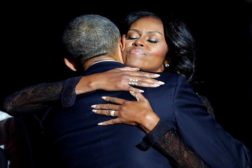 त्यांना हे माहीत असावं, की बहुचर्चित मिशेल आणि बराक ओबामा त्यांच्या नात्यावर काम करतात, कष्ट घेतात. आणि गरज पडेल तेव्हा आम्ही समुपदेशकाचा सल्लाही घेतो.
