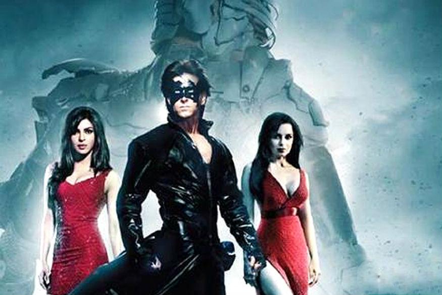 क्रिश 3 हा सिनेमा दिवाळीत रिलीज झाला होता. हृतिक रोशनबरोबर कंगना राणावत, प्रियांका चोप्रा, विवेक ओबेराॅय यांच्या भूमिका होत्या.