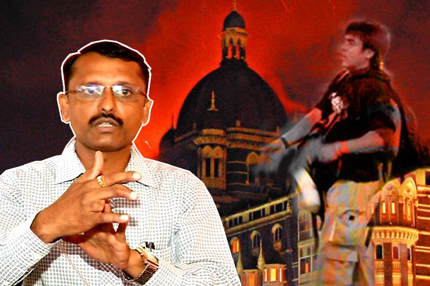 #Mumbai26/11 : कसाबशी दोन हात करणारा 'मारुती'!