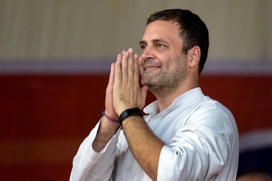काँग्रेसचे अध्यक्ष राहुल गांधी यांच्याही मध्यप्रदेश आणि राजस्थानमध्ये प्रचार सभा आहेत. राजस्थानमधलील पक्षाचे नेते सीपी जोशी यांनी जातीवाचक वक्तव्य केल्याने राहुल गांधी यांनी त्यांना समज दिली होती. त्यानंतर जोशी यांनी माफी मागितली.