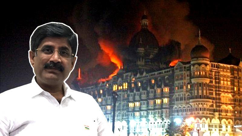 #Mumbai26/11:''ताज'च्या अपमानाचे व्रण आम्ही पुसले'