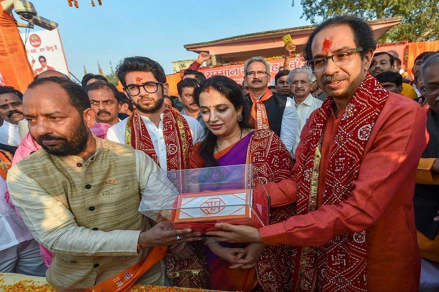 काँग्रेस राम मंदिराच्या आड येत होतं म्हणून त्यांना सत्तेतून लोकांनी घालवलं. पण मग तुमची संपूर्ण सत्ता असताना तुम्ही राम मंदिर का नाही बांधत.