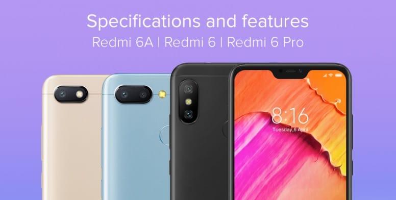 मुख्य वितरण अधिकाऱ्यांनी 5 सप्टेंबरला Redmi-6 सिरीजचे Redmi-6, Redmi-6A, Redmi-6 Pro असे तीन स्मार्टफोन लाँच करण्यात आले. कंपनीने या फोनमध्ये चांगले फिचर्स दिले आहेत. याच फोनवर सध्या ऑफर्स सुरू आहेत.
