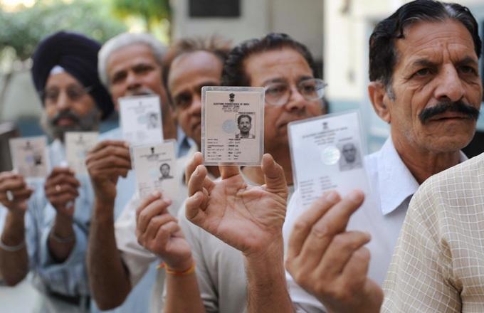 यानंतर तुम्हाला 30 दिवसांच्या आत तुमचं मतदान ओऴखपत्र नमूद केलेल्या पत्त्यावर दिलं जाईल.