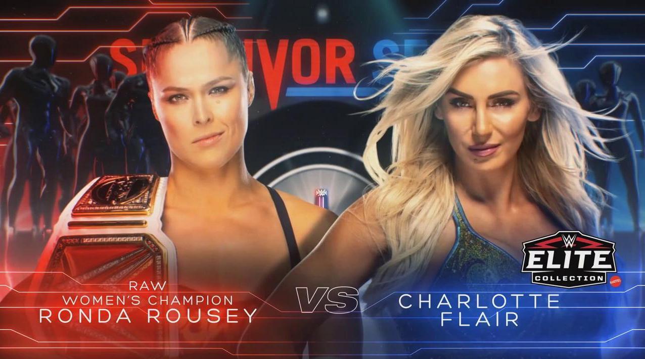 अमेरिकेत सुरू असलेल्या WWE Survivor Series 2018 मध्ये आजा राॅन्डा आणि शार्लेट यांच्यात महिला चॅम्पियनशीपसाठी मुकाबला रंगला. हा सामना रॉन्डा जिंकणार हे जवळपास निश्चित झालं होतं. पण शार्लेटने डावच पलटून टाकला.