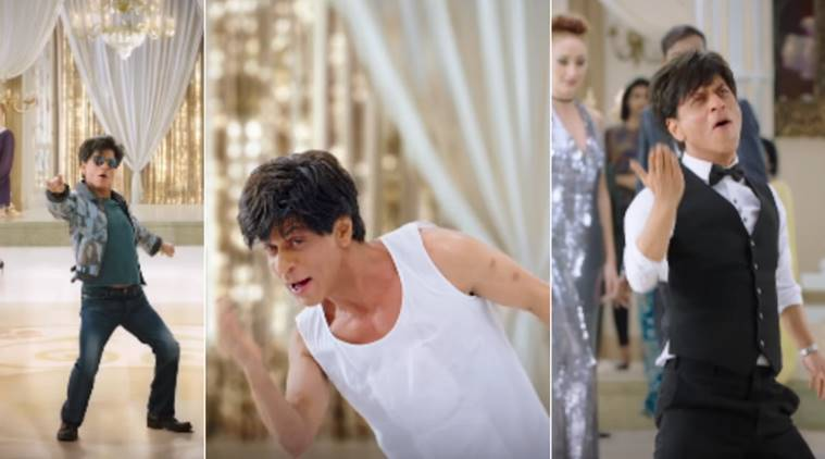 शाहरुखच्या झीरो सिनेमाचं ट्रेलर नुकतंच प्रदर्शित झालं. त्यानंतर त्याच्या घरी दिवाळी पार्टी झाली त्याला बॉलिवूडमधल्या अनेक सेलिब्रिटींनी हजेरी लावली होती.