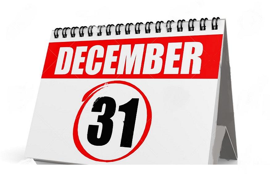 31 डिसेंबर आधी करून घ्या 'ही' महत्त्वाची कामं, नाहीतर येईल पैशांची अडचण