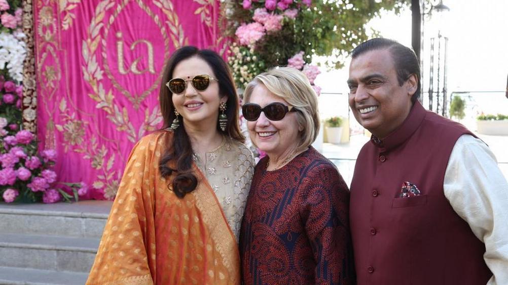 Isha-Anand Wedding : क्रिकेटर, बॉलिवूड स्टारसह दिग्गज पाहुण्यांची उदयपूरला हजेरी