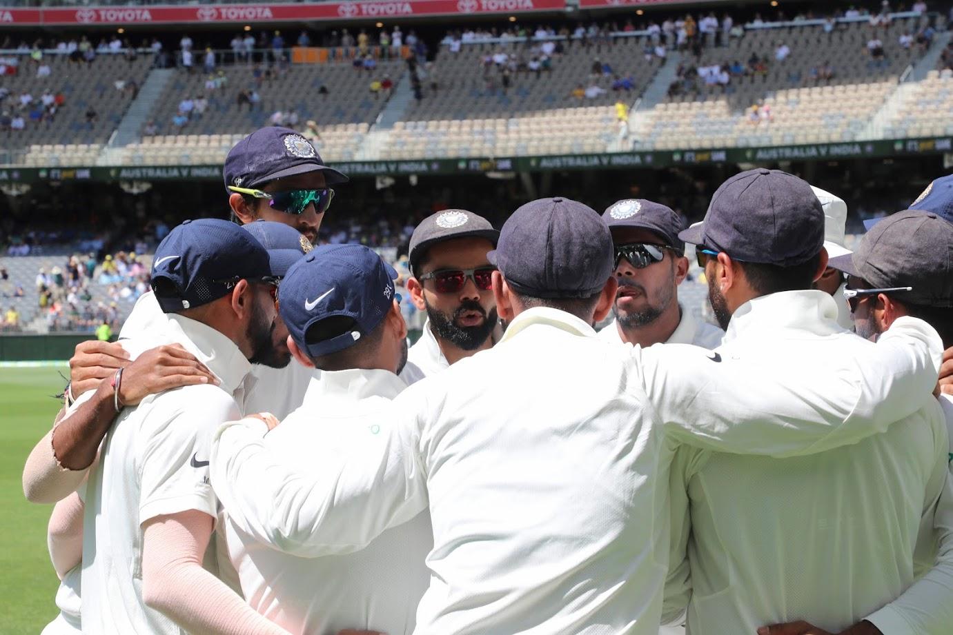 Live cricket score, India vs Australia 3rd Test, Day २- दुसऱ्या दिवसाच्या शेवटी ऑस्ट्रेलिया ८- ०, भारताने ४४३ वर केला डाव घोषित