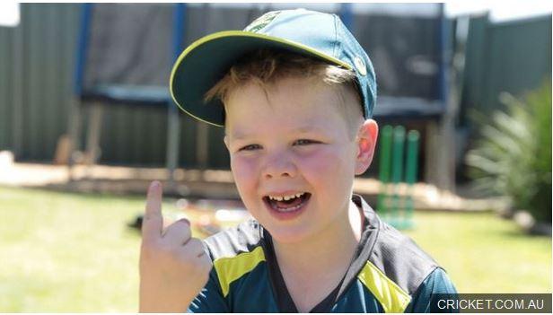 ऑस्ट्रेलियन कर्णधार टीम पेन यानं शनिवारी आर्ची याच्या 7 व्या वाढदिवसाच्या दिवशी याबाबत घोषणा केली आहे.