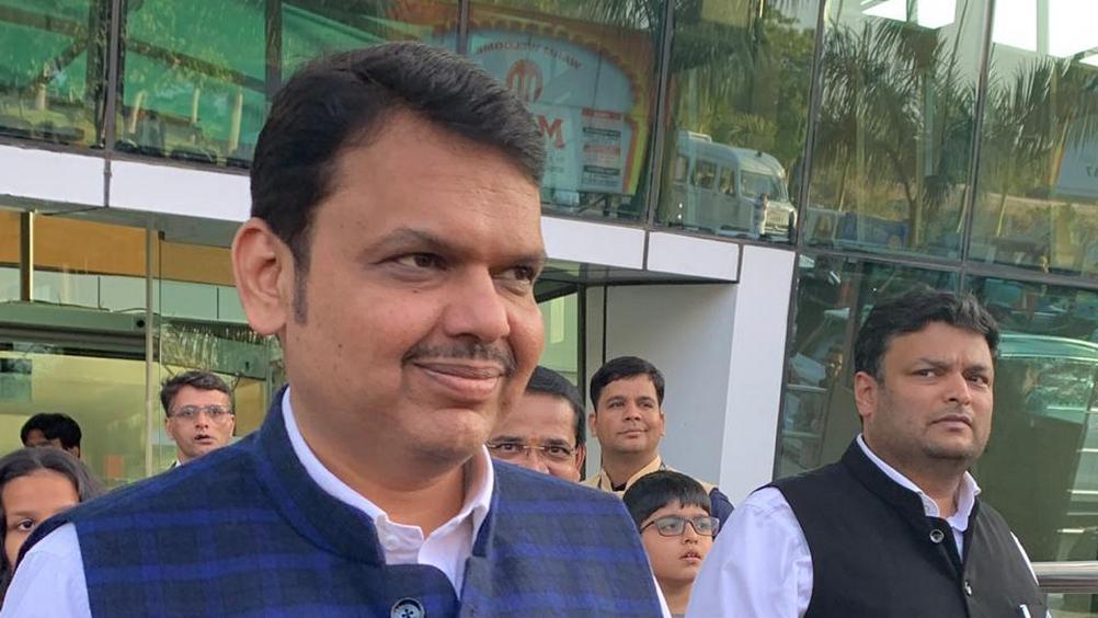 महाराष्ट्र राज्याचे मुख्यमंत्री देवेंद्र फडणवीसही या सोहळ्यासाठी पोहोचले आहे.