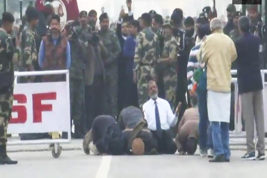 हामिदच्या कुटुंबीयांनी परराष्ट्रमंत्री सुषमा स्वराज यांचीही भेट घेऊन त्यांना प्रकरण समजावून सांगितलं. शेवटी मंगळवारी 18 डिसेंबरला त्याची सुटका झाली. पाकिस्तानी अधिकाऱ्यांनी त्याला पंजाबमधल्या वाघा सीमेवर आणून सोडलं.
