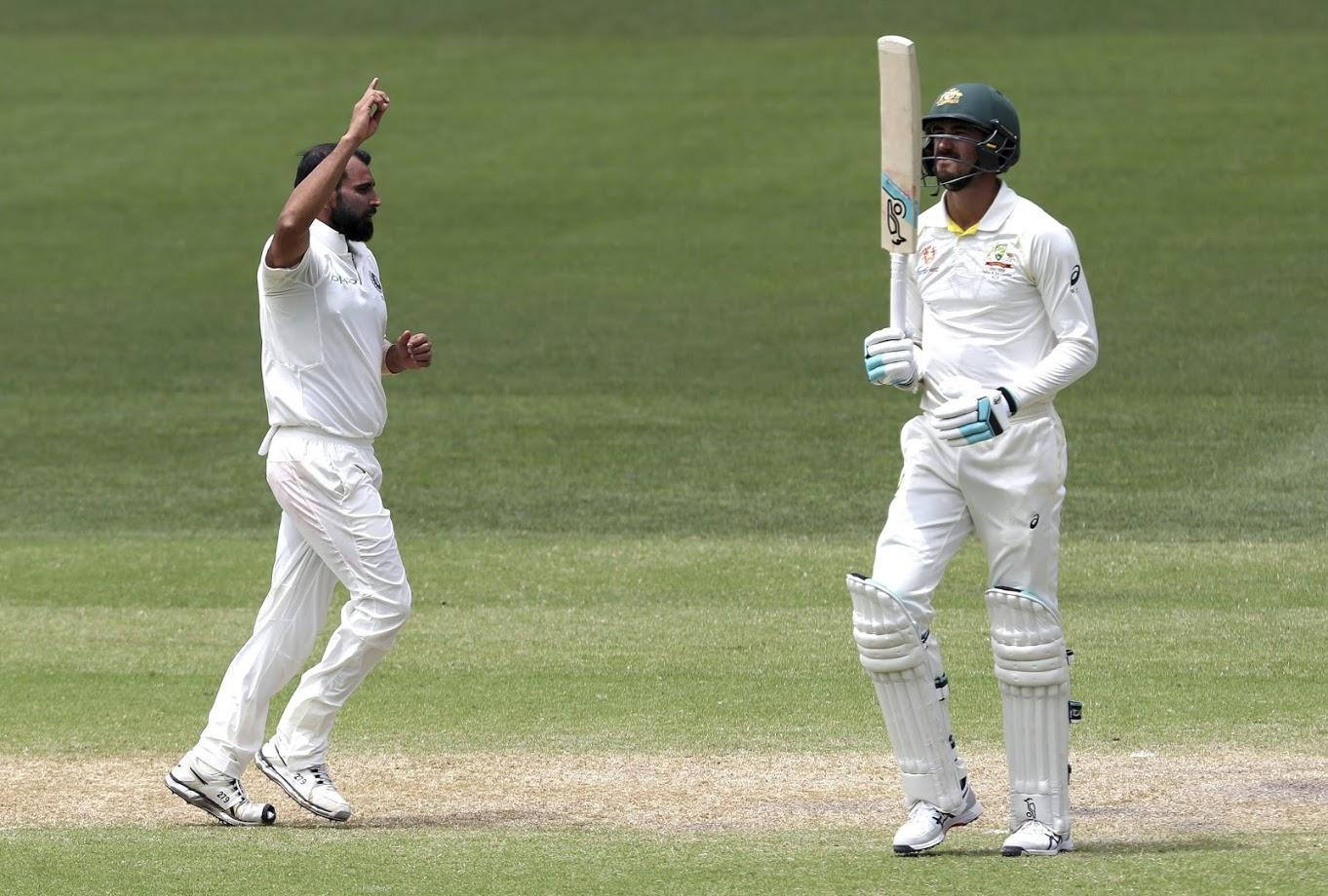 भारताने दुसऱ्या डावात ३०७ धावा केल्या . पहिल्या डावातील १५ धावांच्या आघाडीच्या जोरावर भारताने ऑस्ट्रेलियासमोर विजयासाठी ३२३ धावांचं आव्हान ठेवलं आहे.