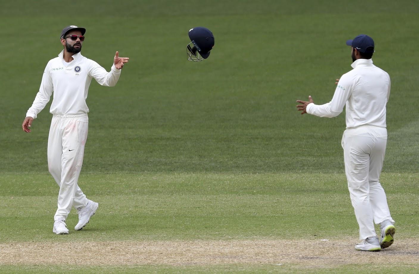 भारताने आज ऑस्ट्रेलियाला पराभूत केल्याने एक इतिहास रचला आहे. भारताने ऑस्ट्रेलियाला त्यांच्याच देशात तब्बल १० वर्षांपूर्वी धूळ चारली होती. २००८ मध्ये झालेल्या पर्थ कसोटीत भारताने विजय मिळवला होता.