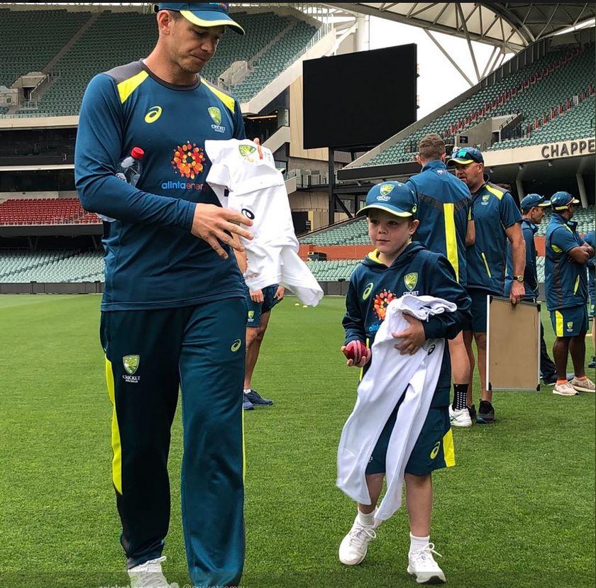 आर्ची नावाचा हा 7 वर्षीय लेग स्पिनर तिसऱ्या कसोटीत ऑस्ट्रेलियन संघाचा उपकर्णधारही असणार आहे.
