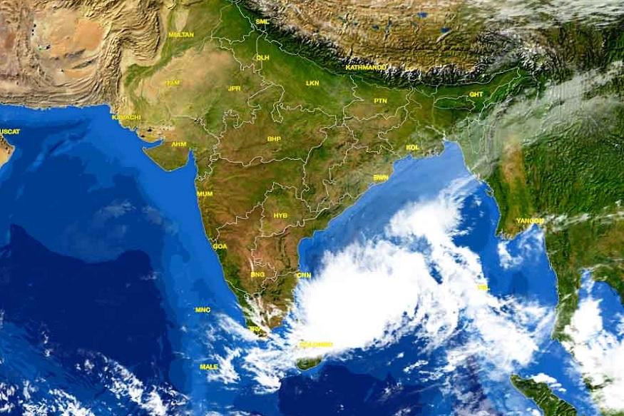 बंगालच्या उपसागरात चक्रीवादळ; विदर्भात पावसाची शक्यता