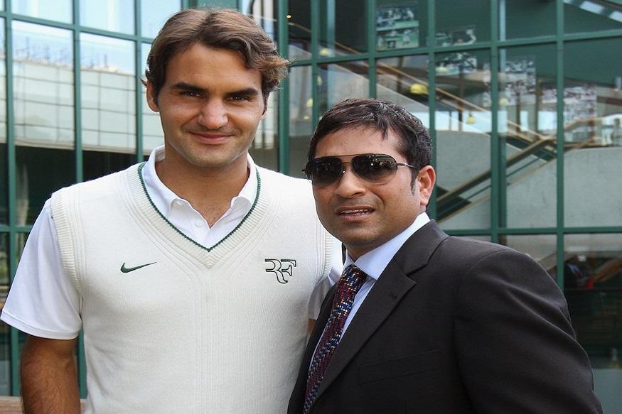 सचिनला क्रिकेटशिवाय टेनिस खेळायलाही आवडतं. टेनिसच्या कोर्टवरचा बादशहा रॉजर फेडरर आणि क्रिकेटच्या या देवाची मैत्री सर्वांनाच माहिती आहे.