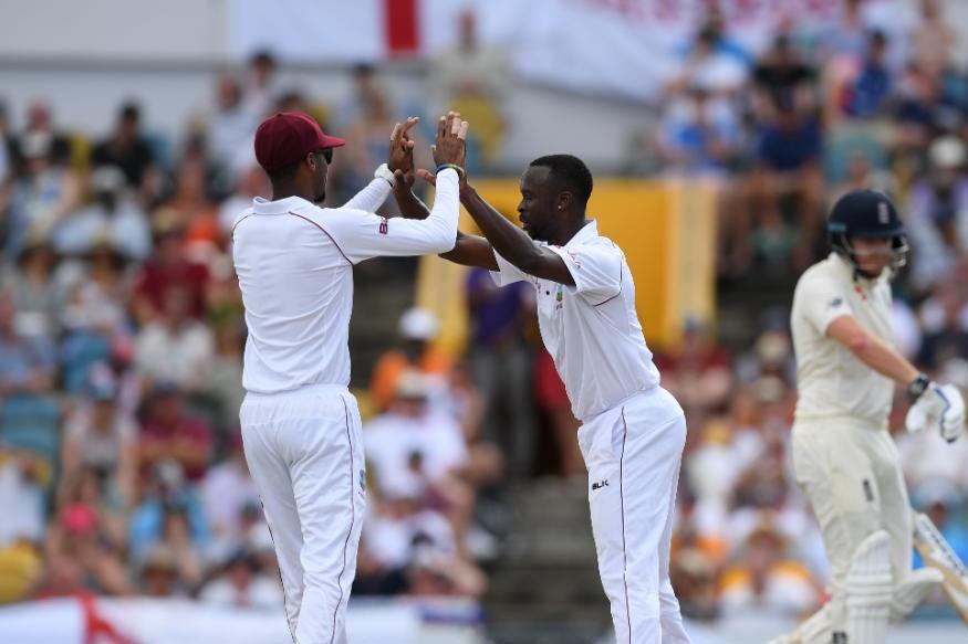 वेस्ट इंडिजविरुद्ध इंग्लंडची ही आतापर्यंतची सर्वात खराब कामगिरी ठरली आहे. इतकंच नाही ब्रीजटाऊनवर कसोटी इतिहासातील सर्वात कमी धावसंख्या ठरली. याआधी भारताच्या नावावर हा विक्रम होता. भारत 81 धावांवर बाद झाला होता.