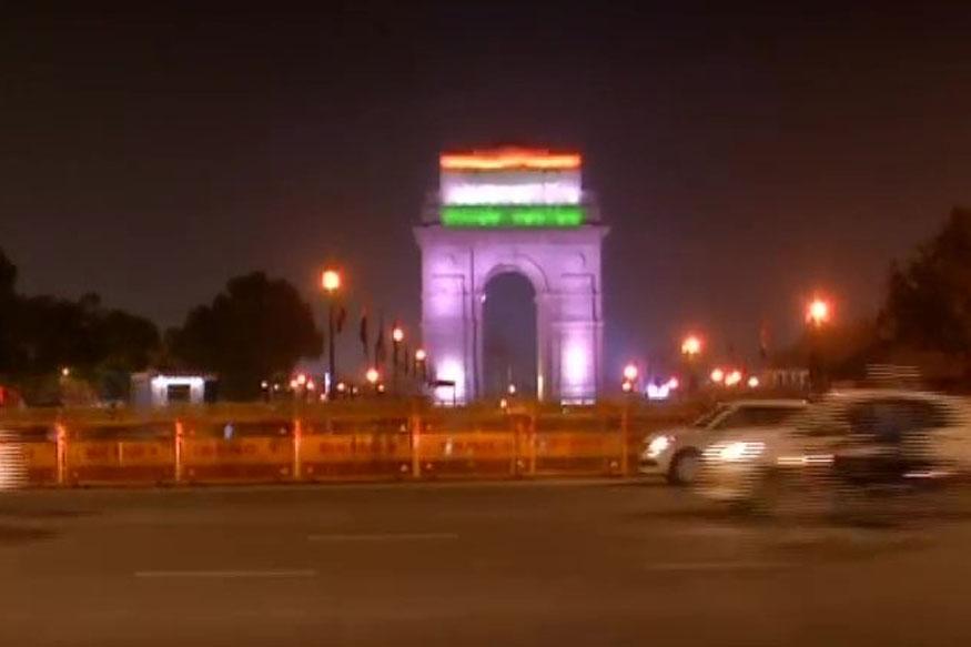 भारताचा आज 70 वा प्रजासत्ताक दिन उत्साहात साजरा केला जात आहे.