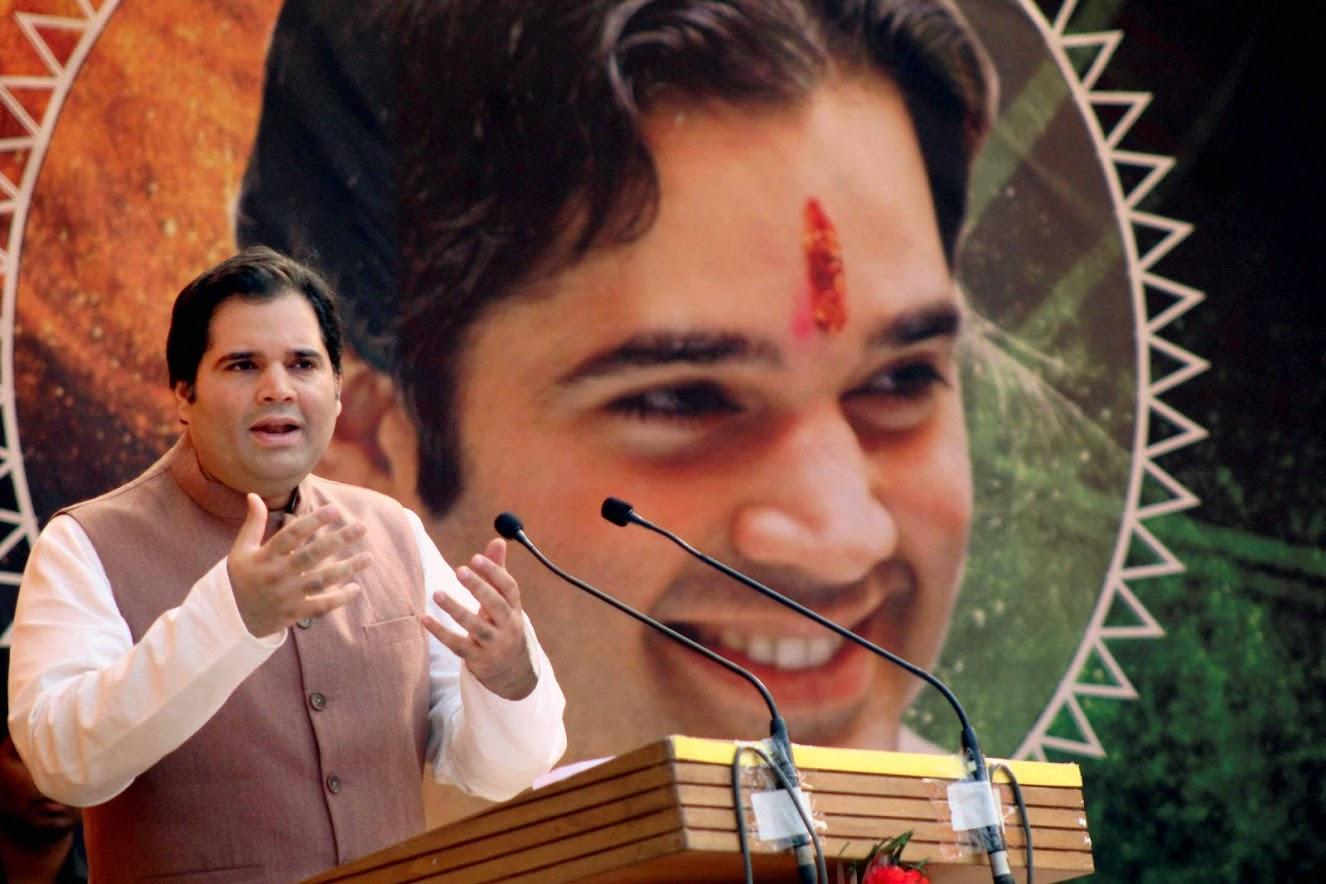 राहुल गांधी यांच्याप्रमाणेच त्यांचे चुलत भाऊ आणि मनेका गांधी यांचे पुत्र वरुण गांधी यांनीही 2004मध्ये भाजपमध्ये प्रवेश केला. 2009 मध्ये पीलीभीत मधून ते खासदार म्हणून निवडुनही आले नंतर 2014मध्ये त्यांनी सुलतानपूरमधून निवडणूक लढवली आणि ते विजयी झाले.