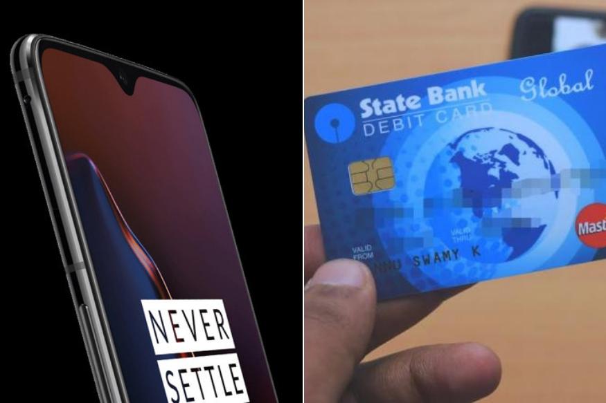 OnePlus 6T स्मार्टफोन खरेदी करण्यासाठी जर तुम्ही SBI कार्डचा वापर करत असाल तर तुम्हाला 1,500 रुपयांचं कॅशबॅक ऑफरसुद्धा मिळेल.